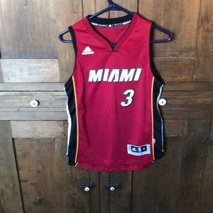 Dwyane Wade Miami jersey